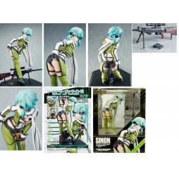 Sword Art Online 2 - Chara Ani - 1/8 Statue - Sinon Re-Run