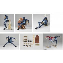 LEGACY OF REVOLTECH - KAIYODO LR-026 - Lupin The Third 2nd Tv Series - Jigen Daisuke