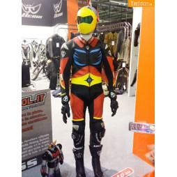 Goldrake - Ufo Robot Grendizer - Actrarus - Tuta da Moto Millevalvole Racing Suit Taglia 52