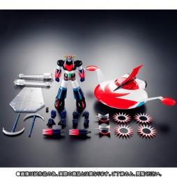 Super Robot Chogokin - Goldrake - Ufo Robot Grendizer - Goldrake & Spazer - Anime Color Ver.