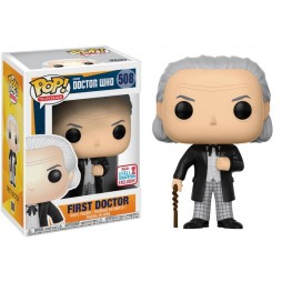 POP! TV 508 Doctor Who - First Doctor NYCC Funko 2017 Fall Convention Exclusive Vinyl Figure