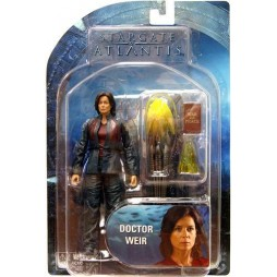 Stargate Atlantis Series 1 - Diamond Select - Dr. Elizabeth Weir - Action Figure