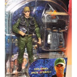 Stargate SG1 Series - Diamond Select - Colonel Jack O'Neill - Action Figure