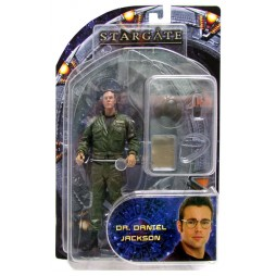 Stargate SG1 Series 1 - Diamond Select - Dr. Daniel Jackson - Action Figure