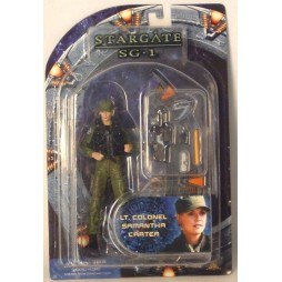 Stargate SG1 Series 2 - Diamond Select - Colonel Samantha Carter - Action Figure