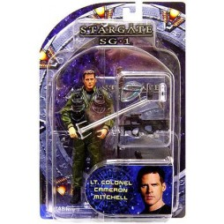 Stargate SG1 Series 3 - Diamond Select - Lt. Colonel Mitchell - Action Figure