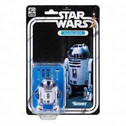 Star Wars - Kenner SW 40th Anniversary - EP.IV - Artoo-Detoo (R2-D2) (C1-P8) - Hasbro