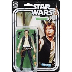 Star Wars - Kenner SW 40th Anniversary - EP.IV - Han Solo - Hasbro