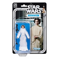 Star Wars - Kenner SW 40th Anniversary - EP.IV - Princess Leia Organa - Hasbro