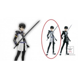 Sword Art Online - Ordinal Scale - DX Figure - Kirito White Color Ver. Figure