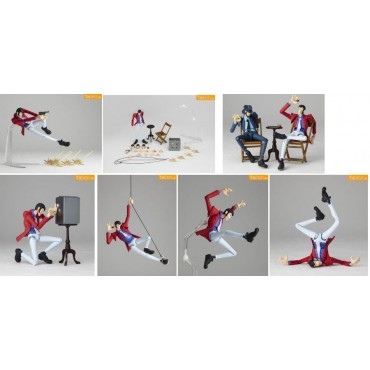 LEGACY OF REVOLTECH - KAIYODO LR-025 - Lupin The Third 2nd Tv Series - Lupin The Third