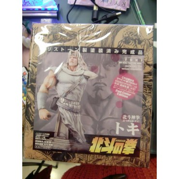 Fist Of The North Star - Hokuto No Ken - HOKUTO - DIORAMA COMPONIBILE - Toki BUST - 2nd Color Edition