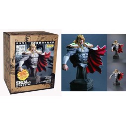 Fist Of The North Star - Hokuto No Ken - NANTO - DIORAMA COMPONIBILE - 06 Shin - 2nd Color Edition
