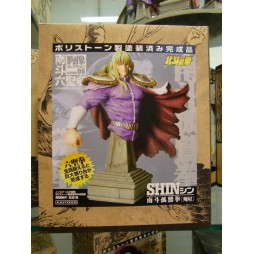 Fist Of The North Star - Hokuto No Ken - NANTO - DIORAMA COMPONIBILE - 06 Shin - Prima Edizione