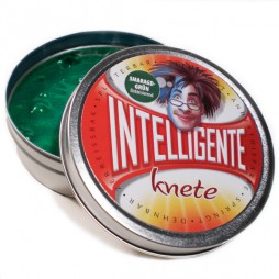 Thinking Putty - Pasta Intelligente - Verde Smeraldo Elettrica