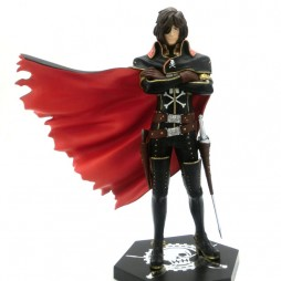 Space Pirate Captain Herlock - Capitan Harlock - PM Figure
