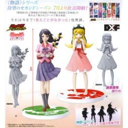 Monogatari - DX Figure - SET