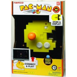 Video Games - Pac-Man - Console Tv Plug & Play - 12 Classic Games