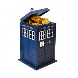 Doctor Who - Cookie Jar With Sound - Biscottiera Con Effetti Sonori