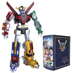 Lion Force Voltron - King Of Beasts Golion - Collector\'s Set - Toynami