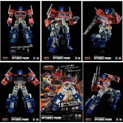 MAS01 - Transformers - Toys Alliance/Hasbro - Mega Action Series - Optimus Prime - Die Cast 48 cm