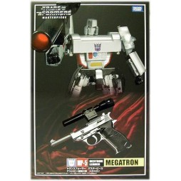 Masterpiece MP-05 Megatron