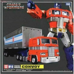 Masterpiece MP-10 New Style Convoy Commander RISTAMPA