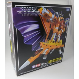 Masterpiece MP-11S Sunstorm With Coronation Set