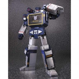 Masterpiece MP-13 Masterpiece Soundwave Takara