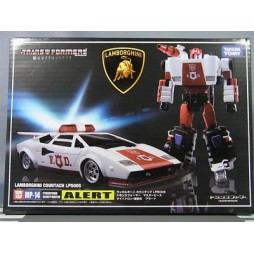 Masterpiece MP-14 Lamborghini Red Alert