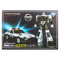 Masterpiece MP-17 Prowl + Coin