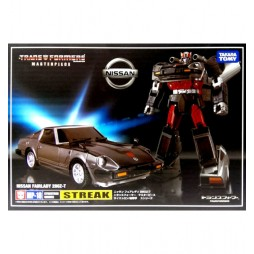 Masterpiece MP-18 Blue Streak + Coin