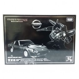 Masterpiece MP-18S Silvertreak