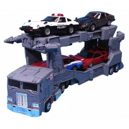 Masterpiece MP-22 Ultra Magnus with convoy