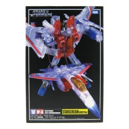 Masterpiece MP-3G Starscream Ghost limited ed.