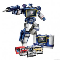 Masterpiece Toys\'R\'Us Exclusive MP-02 Soundwave
