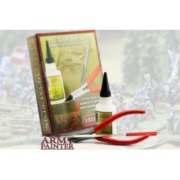 METAL/RESIN WARGAMING ASSEMBLY SET - The Army Painter - Resin Plastic Kit e Metal