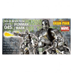 Revoltech - Sci-Fi - 045 - Iron Man Mark 1