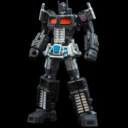 Transformers - Black Convoy - Pen Transformation