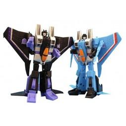 Transformers - Robot Masters Edition - Skywarp + Thundercracker