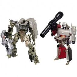 Transformers chronicle G1 MEGATRON & movie MEGATRON