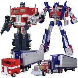 Transformers Chronicles CH-01 Optimus Prime & Convoy