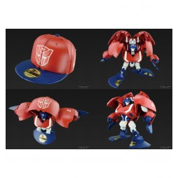 Transformers Works with NEW ERA Cap Bots Captimus Prime