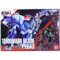 XS-12 - Tekkaman Blade & Pegas -Spec Series - Bandai