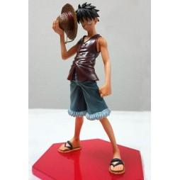 One Piece - Dx Figure - D Part 1 - Monkey D. Luffy