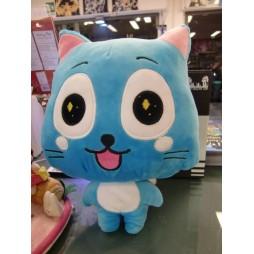 Fairy Tail Plush - Happy Super Deformed- Peluche 28 cm