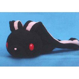 Gloomy Plush - Gloomy All Purpose Rabbit BLACK - Peluche 26 cm