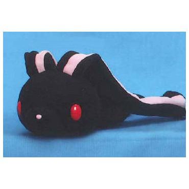 Gloomy Plush - Gloomy All Purpose Rabbit BLACK - Peluche 26 cm