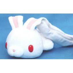 Gloomy Plush - Gloomy All Purpose Rabbit WHITE - Peluche 26 cm