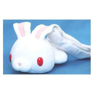 Gloomy Plush - Gloomy All Purpose Rabbit WHITE - Peluche 26 cm